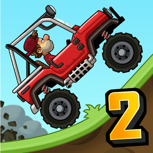 Test du jeu: Hill Climb Racing 2