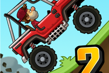 Test du jeu: Hill Climb Racing 2
