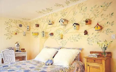 Wall Decorating Ideas b