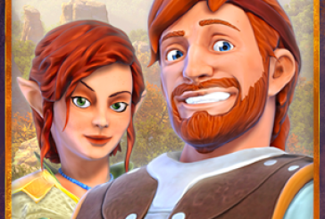 Test du jeu: Book of Unwritten Tales 2