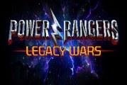 Test du jeu: Power Rangers Legacy Wars