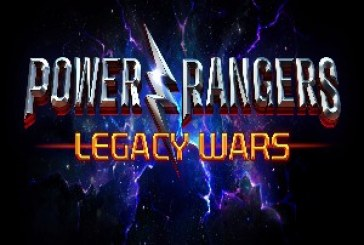 Test du jeu: Power Rangers Legacy Wars