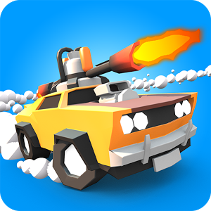Read more about the article Test du jeu: Crash of Cars sur Android