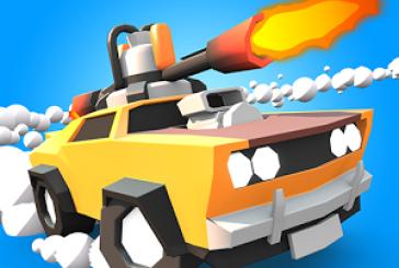 Test du jeu: Crash of Cars sur Android