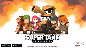 Test du jeu Super Tank Rumble