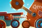 Test du jeu: CATS Crash Arena Turbo Stars