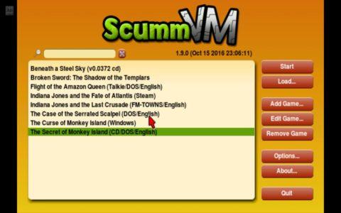 ScummVM b
