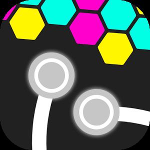 Test du jeu: Superhex.io