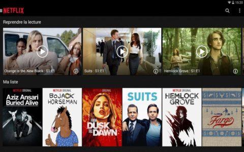 utiliser Netflix sur un Android rooté b