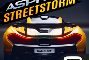 Tes du jeu: Asphalt Street Storm Racing