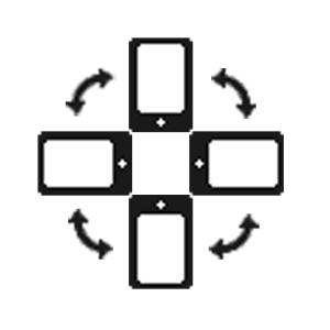 Read more about the article Astuce: L'écran de votre Android ne pivote plus ?