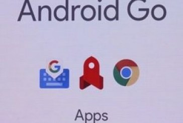 Android Go arrive en France