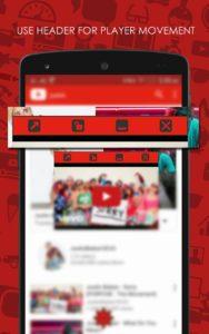 Floating Youtube Multitasking b