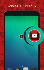 Floating Youtube Multitasking c