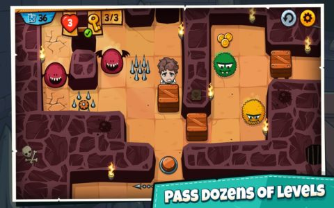 Maze Bandit b