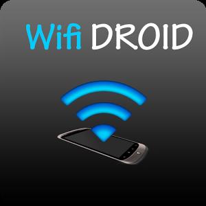 WifiDroid, transferts de fichiers sans limite