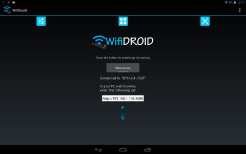 WifiDroid c