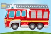 Ma petite caserne de pompier: Pour vos enfants dès 3 ans!