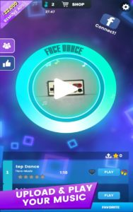 FaceDance Challenge c