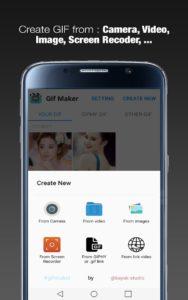 GIF Maker GIF Editor b