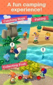 Animal Crossing Pocket Camp c