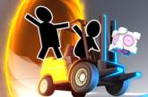Test du jeu Bridge Constructor Portal sur Android
