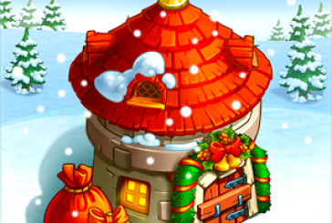 Ferme de Noël du Père Noël sur Android