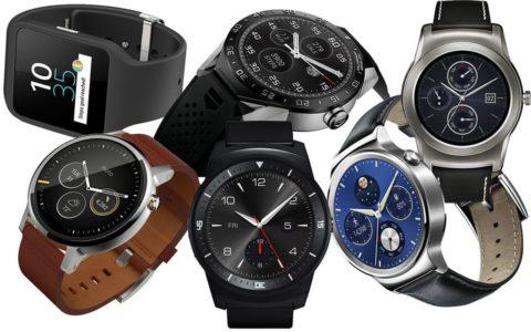 montres Android qui vont recevoir OREO c