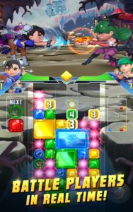 Puzzle Fighter b