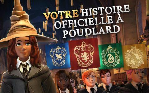 HARRY POTTER Secret à Poudlard b