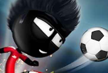 Test du jeu de foot Stickman Soccer 2018