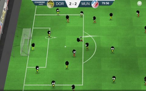 Stickman Soccer 2018 b