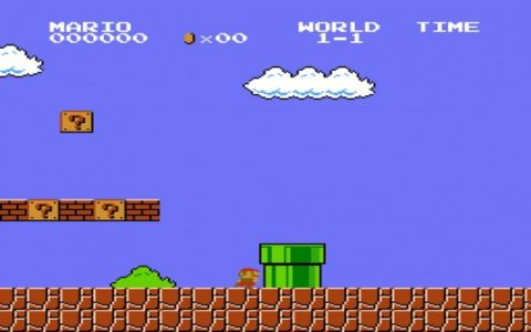 Super Mario Bros Original b