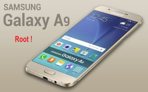 rooter le Galaxy A9 b