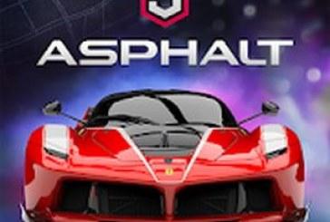 Test du jeu de course Asphalt 9 Legends