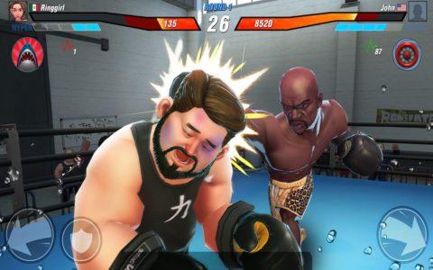 Boxing Star c