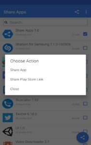 Share Apps c
