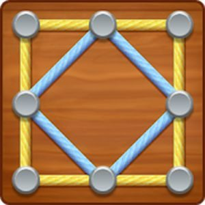 Test du jeu de réflexion Line Puzzle String Art