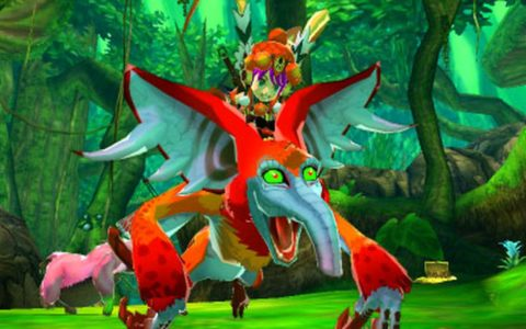 Monster Hunter Stories c