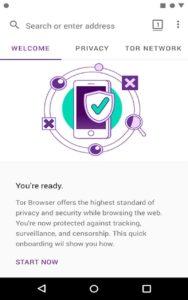 navigateur Tor b