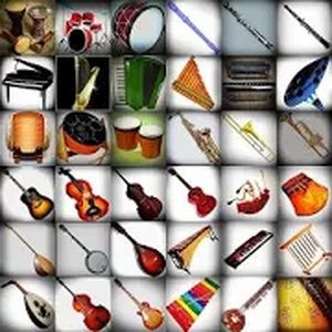 Read more about the article Instruments de musique: ils sont tous là !
