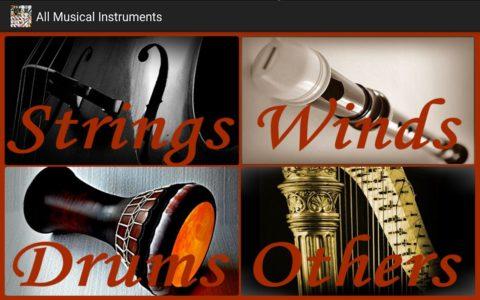 Instruments de musique b
