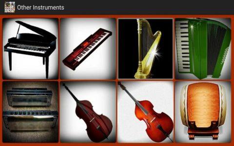 Instruments de musique c