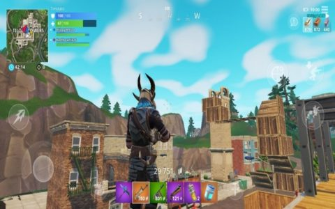 jouer a Fortnite sur Android b