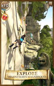 Lara Croft Relic Run c