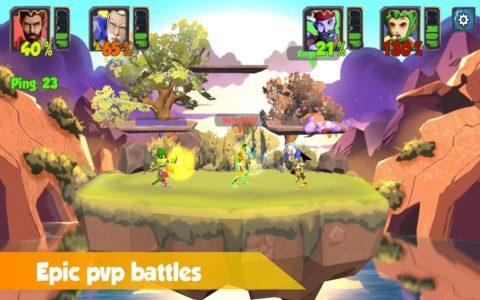 Rumble Arena Super Smash Legends b