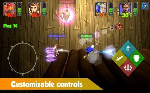 Rumble Arena Super Smash Legends c