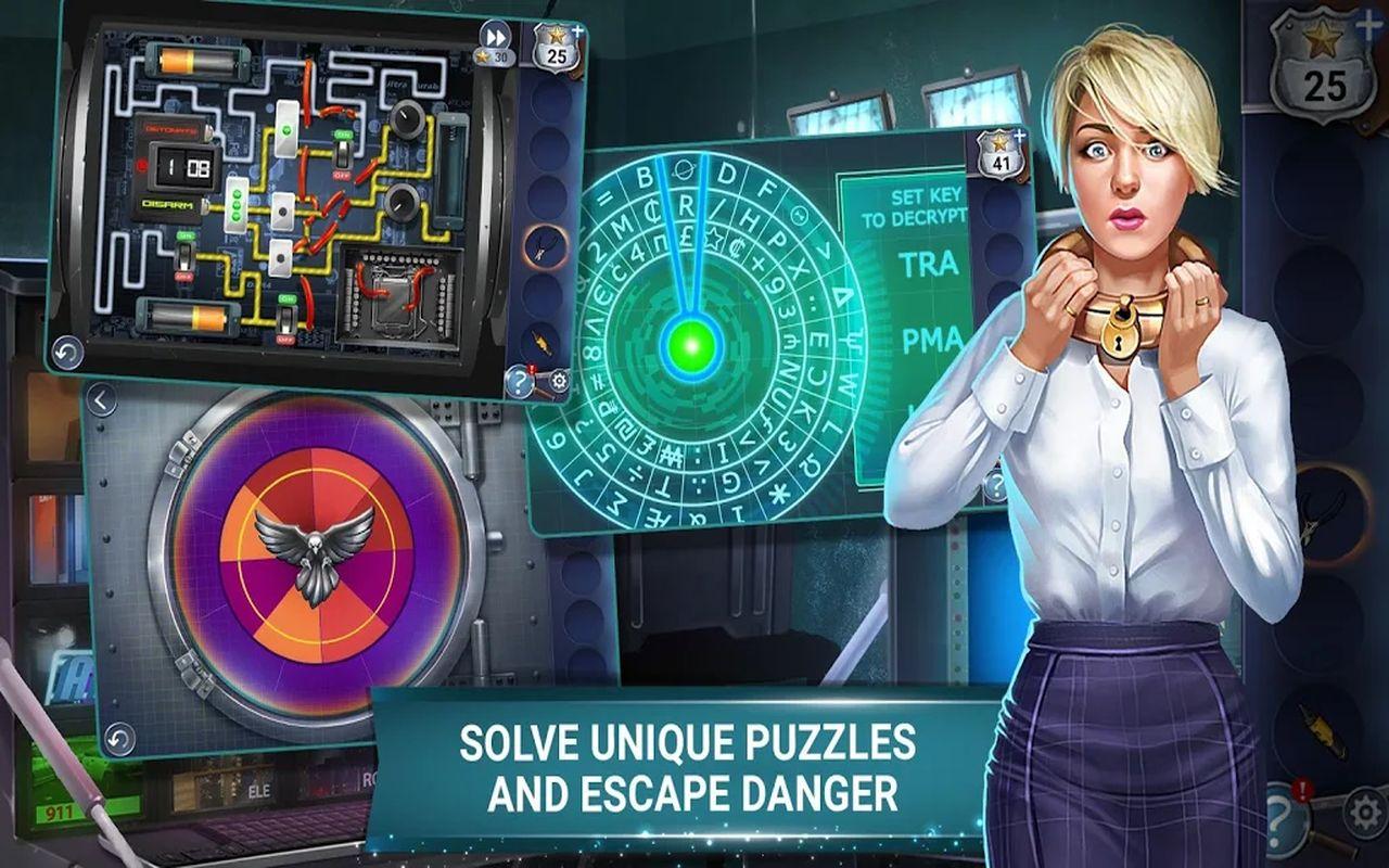 Adventure Escape Mysteries Trapmaker b