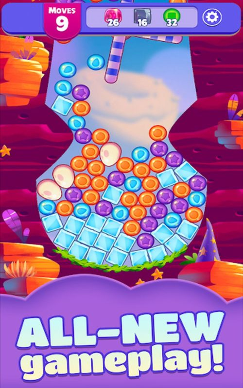 Angry Birds Dream Blast b