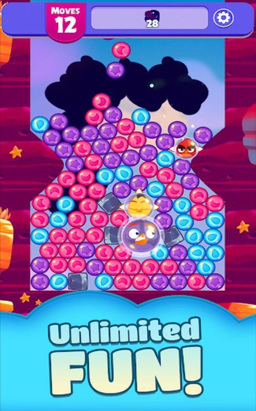 Angry Birds Dream Blast c